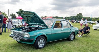 Hagerty Festival Of The Unexceptional – The Memories Remain
