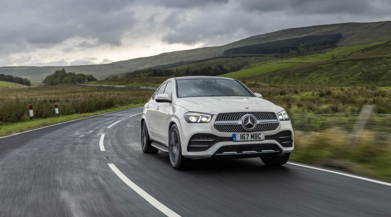 Mercedes-Benz GLE 400d Coupé 2020 : le point sur la situation au Royaume-Uni