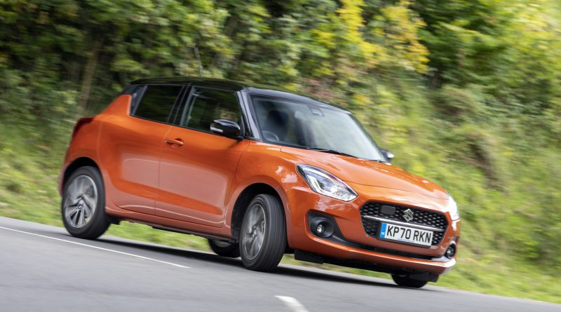 Suzuki Swift Dualjet Hybrid 4WD SZ5 2020 : évaluation du Royaume-Uni