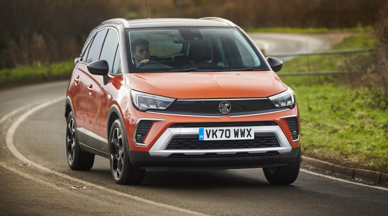 Vauxhall Crossland 1.2 Turbo 130 2021 : Test & Avis
