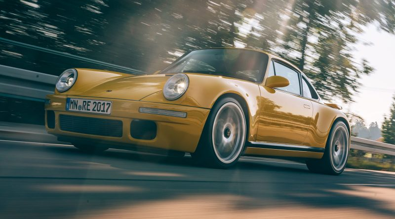 Ruf CTR Anniversary 2021 review