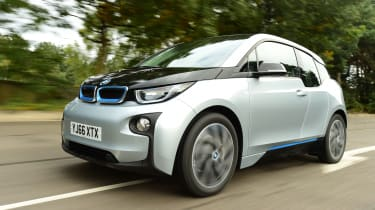 Best cars for under €20,000 - BMW i3