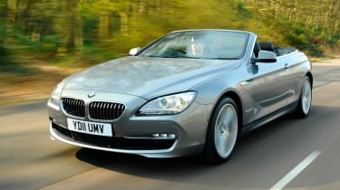 Best cars for under €20,000 - BMW 6 Series convertible