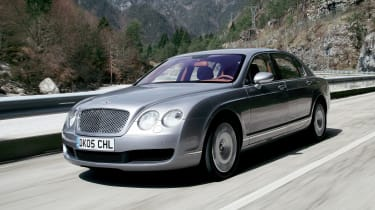 Best cars for under €20,000 - Bentley Continental Flying Spur
