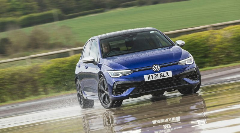 Volkswagen Golf R Performance Package 2021 : essai routier